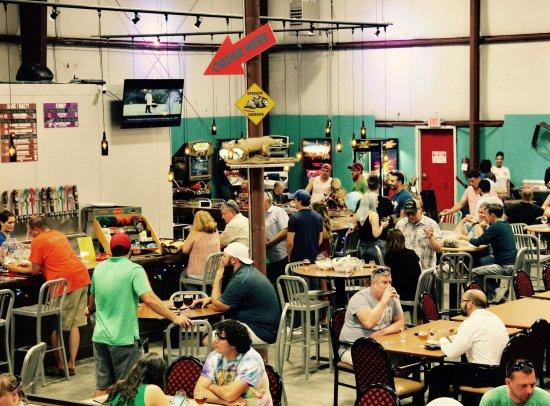 Fredericksburg, Wirginia: Arcade