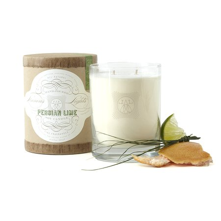 Fish Creek, WI: Linnea's Lights Persian Lime Candle