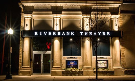 Marine City, MI: Riverbank Theatre