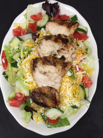 Peppermill Restaurant: CHICKEN SANTA FE SALAD