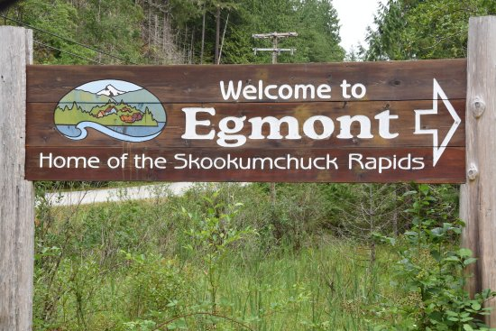 Bathgate General Store, Resort & Marina: sign off highway to Egmont, just a couple of KM
