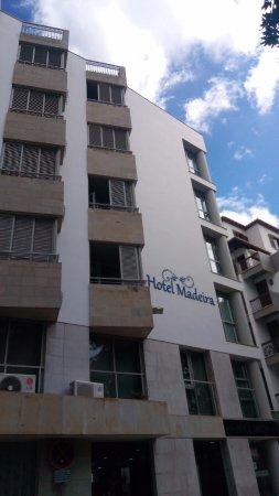 Hotel Madeira Görüntüsü