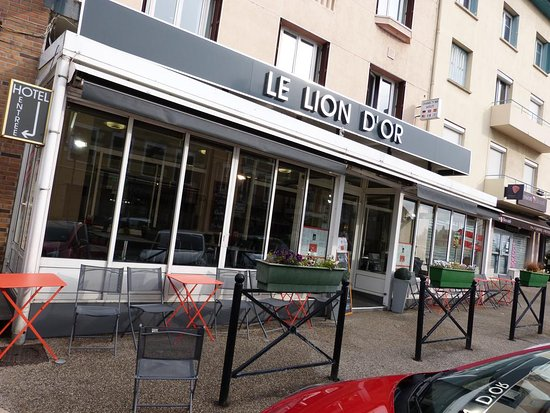 hotel restaurant le lion d 39 or reviews price comparison meximieux france tripadvisor. Black Bedroom Furniture Sets. Home Design Ideas