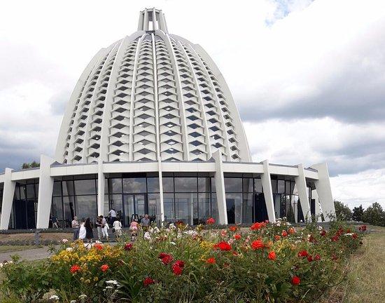 Europäisches Haus der Andacht der Bahá`i: A beleza