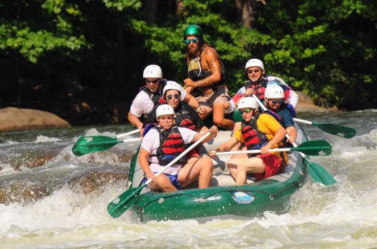 This was our second time down the ocoee using High Country Adventures. We had a fabulous time! O