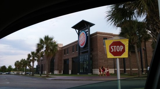 Dave Busters Myrtle Beach And Outside