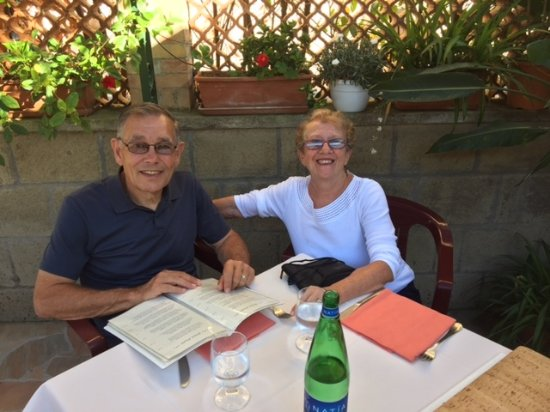 Sant'Agnello, إيطاليا: Just the two of us at Moonlight