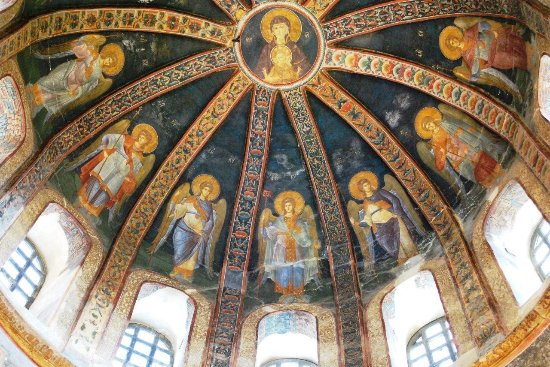 how to get to chora museum