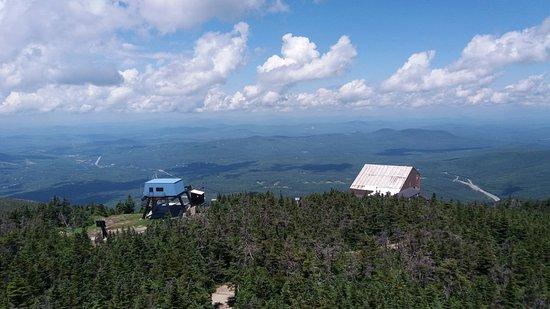Franconia, NH: Look at the view