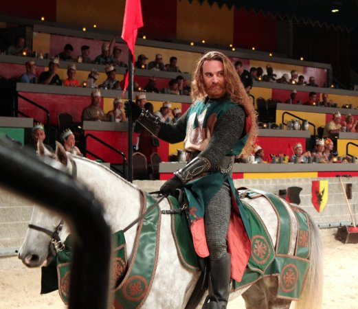 Medieval Times: They were easy on the eyes.
