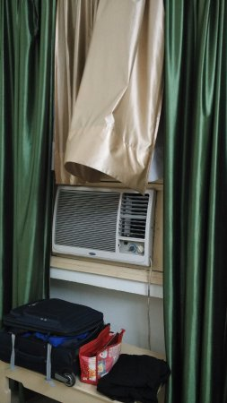Mohali, India: antique ac's making lot of noise