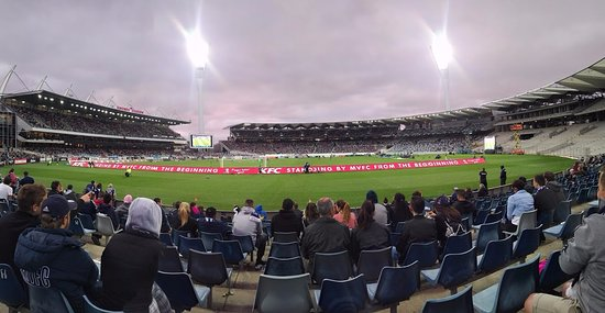 Geelong, Australia: Simonds Stadium Inside