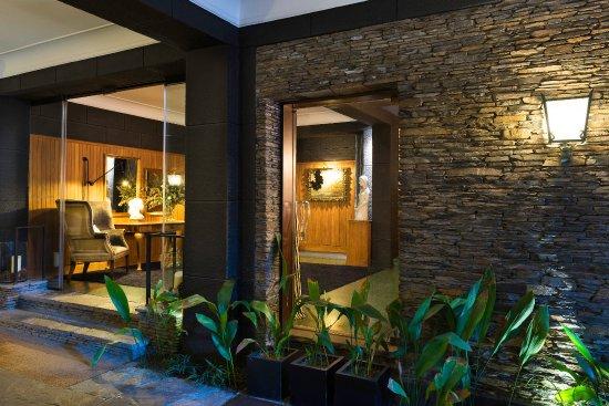 Hotel Primero Primera: Entrance