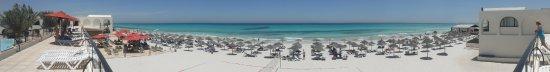 SENTIDO Djerba Beach: La plage