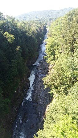 Quechee Gorge: That's all folks!