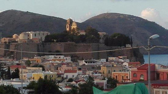هوتل تريتون: Panorama dall'hotel