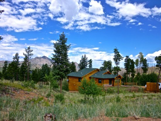 Woodland Park, CO: Angler Cove View