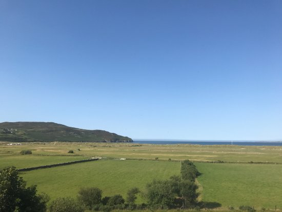 Rockhaven House: View from our bedroom!