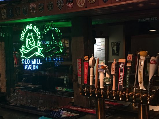Chester, NJ: Old Mill Tavern