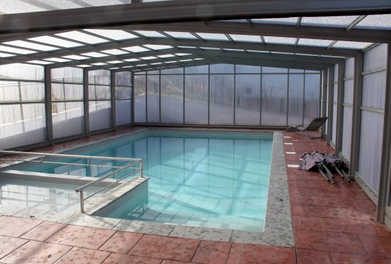 Musculdy, Francia: piscine couverte et chauffée