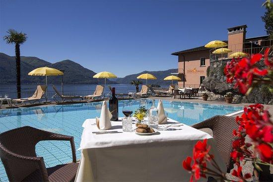 Hotel Arancio: Pool service