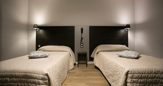 Musculdy, Francia: chambre twin
