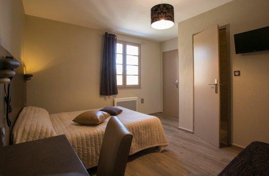 Musculdy, Francia: chambre avec vue sur la montagne