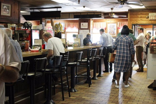 Tucker, Τζόρτζια: counter seating