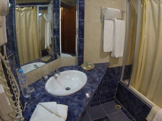 San Francisco Toluca Hotel: BAÑO HABITACION EJECUTIVA