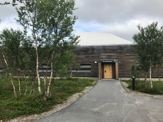 Neiden, Norway: Great museum