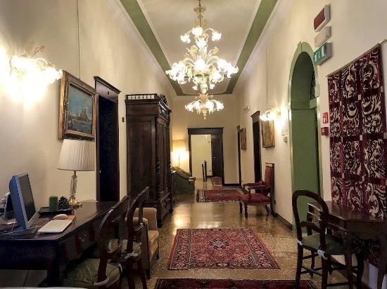 Hotel Al Ponte Mocenigo: Il piano delle camere