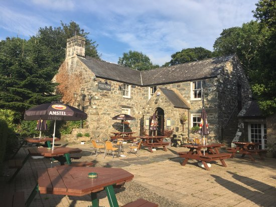 Talybont, UK: Beautiful location! A hidden gem