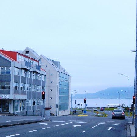 Mosfellsbaer, Iceland: Улица Рейкьявика