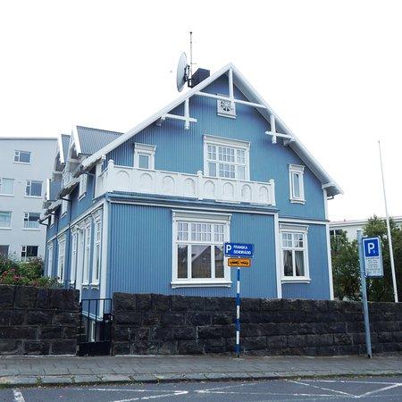 Mosfellsbaer, İzlanda: Жилой дом
