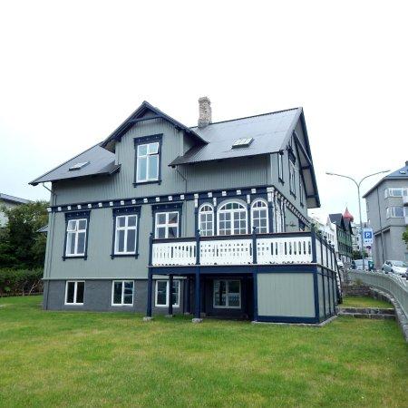 Mosfellsbaer, أيسلندا: Жилой дом