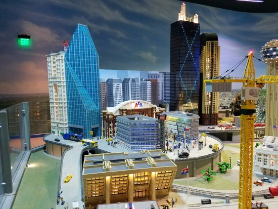 Grapevine, TX: Mini Lego Dallas