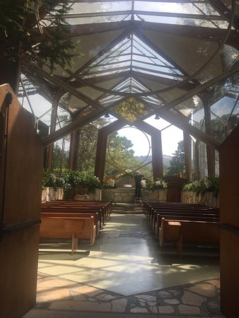 Glass Church / Wayfarers Chapel: photo0.jpg