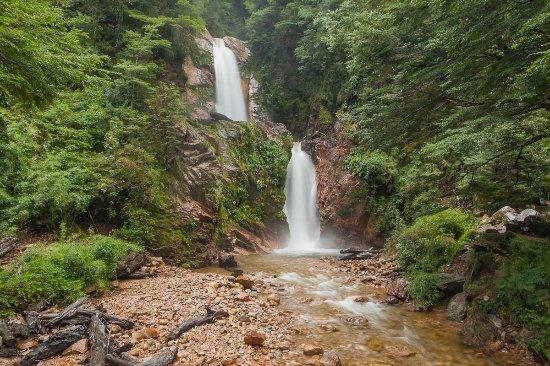 Puerto Aisen, Chile: Cascada La Virgen