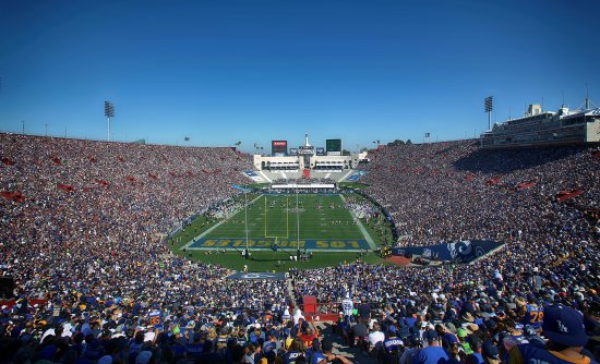 Be Prepared Review Of Los Angeles Memorial Coliseum Los Angeles Ca Tripadvisor