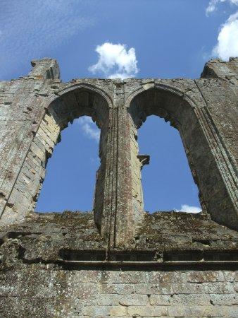 Tisbury, UK: Ruins