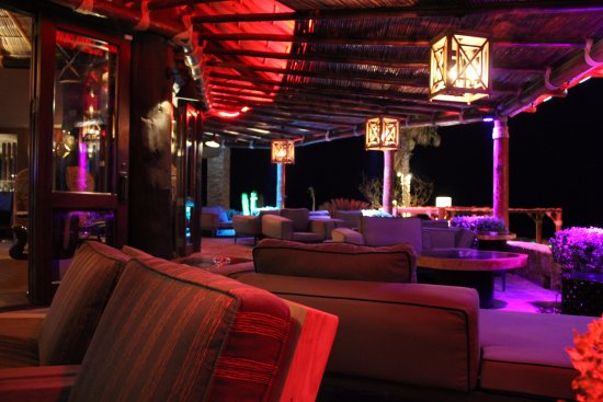 Pitahayas: Pitayitas Bar terrace