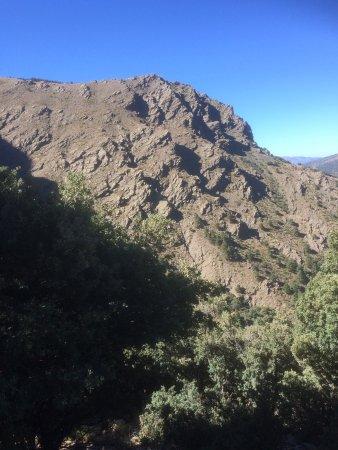 Pitres, Espanha: Penabon, Trevelez