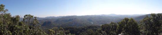 Ribeirao Grande, SP: Vista Panorâmica do mirante!