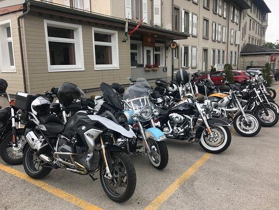Sainte-Croix, Suisse : Grand Hôtel des Rasses
