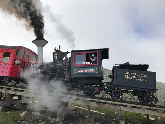 The Mount Washington Cog Railway: photo6.jpg