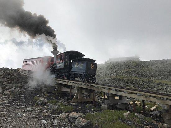 The Mount Washington Cog Railway: photo8.jpg