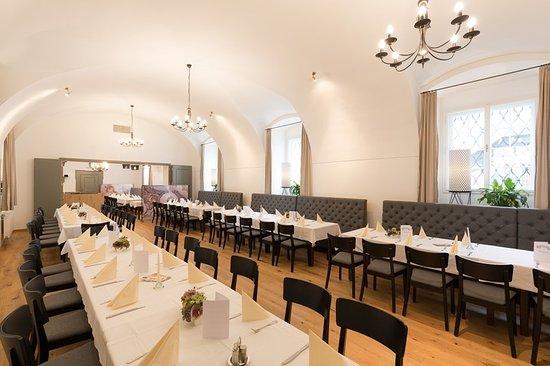 Kremsmünster, النمسا: Saal für bis zu 120 Personen