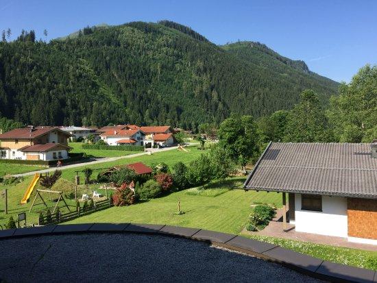 Hollersbach im Pinzgau, Áustria: Hotel in einer ruhigen Nebenstraße