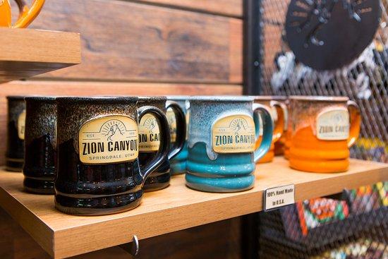 Springdale, UT : Handmade Mugs