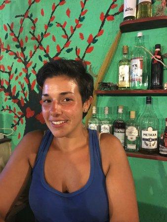 Гавдос, Греция: Maria will welcome you